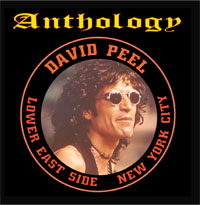 David Peel_Anthology