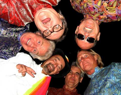 The Strawberry Alarm Clock Band Photo